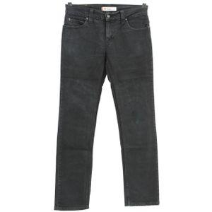 #4829 Levis, 511,  Herren Jeans Hose, Denim ohne Stretch, black used, W 33 L 34