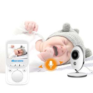 Babyphone mit Intercom-Funktion und digitaler drahtloser Überwachungskamera