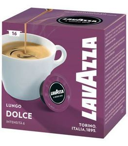 Lavazza A Modo Mio Lungo Dolce | 16 Kaffeekapseln