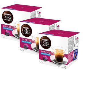 Nescafé® Dolce Gusto® Espresso Decaffeinato, 48 Kapseln
