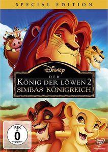 Der König der Löwen 2 - Simbas Königreich [DVD]