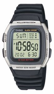 Casio Herrenchrono Casio-Collection W-96H-1AVES