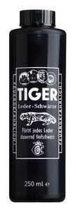 Tiger Lederschwärze 250 ml Lederfarbe Lederfärbemittel schwarz Bense + Eicke