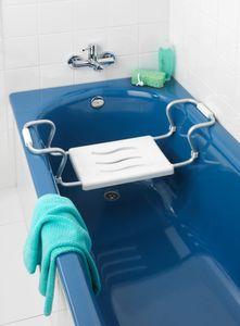 Badewannen-Sitz Dusch-Hocker Bad Dusche Secura Weiß