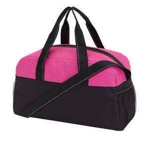Sporttasche Uni Reisetasche 45x19x26cm Fitnesstasche 410Gr Umhängetasche BWI Pink