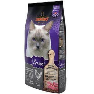Leonardo Senior 7,5 kg Premium Katzenfutter für ältere Katzen 758925