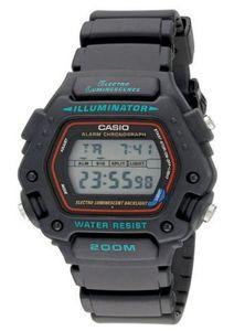 Herren Uhr Casio DW-290-1VS
