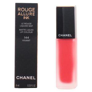 CHANEL ROUGE ALLURE INK MATTE LIQUID LIP COLOUR CHOQUANT, Rot, CHOQUANT, 1 Farben, Feuchtigkeitsspendend, Schutz, Frauen, 152 - CHOQUANT