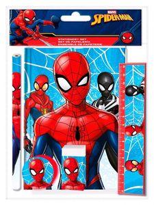 Marvel spiderman-Schreibset 25 x 19 cm 5-teilig