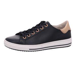 Gabor Shoes     blau dunkel, Größe:61/2, Farbe:midnight/rame 8