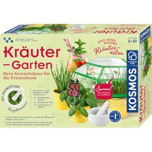 Kosmos 632090 Kräuter-Garten, Experimentierkasten