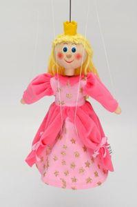Marionette Prinzessin - Dekorationsartikel