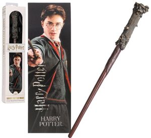Noble Collection Harry Potter PVC Zauberstab-Replik Harry Potter 30 cm NOB6312