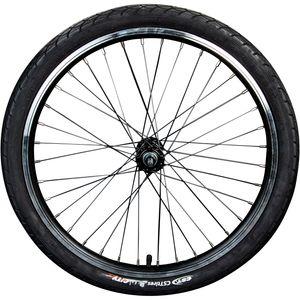 Zündapp Z101 Vorderrad 20 Zoll Laufrad vorne ohne Dynamo Komplettrad Klapprad E-Bike