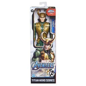 Hasbro E7874 - Avengers Titan Hero Series - 30 cm Actionfigur Loki