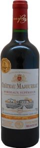 Château Majoureau Bordeaux supérieur AOC 2019 (1 x 0.75 l)