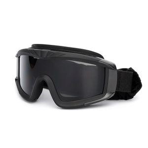 Airsoft Goggles Schießen Gläser Motorrad Winddicht Wargame Brille