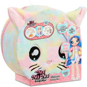 MGA Entertainment 571810E7C Na! Na! Na! Big Surprise- Rainbow Kitty