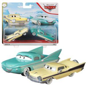 Auswahl Doppelpack | Disney Cars | Fahrzeug Modelle 2020 | Cast 1:55 | Mattel, Typ:Nicky B. & Flo