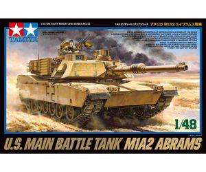 Tamiya 1:48 US Panzer KPz M1A2 Abrams