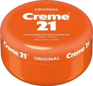 4x Creme 21 ORIGINAL 4x250ml für Gesicht Körper Körpercreme Hautpflege