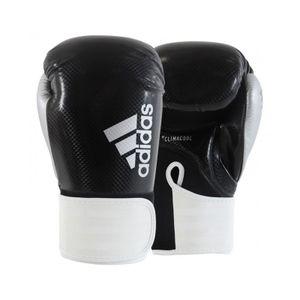 adidas Boxhandschuh Hybrid 75 10oz schw/w, ADIH75-90109-10