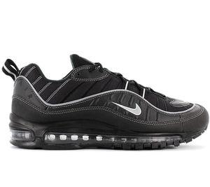 Nike Air Max 98 OG - Herren Schuhe Schwarz 640744-013 , Größe: EU 44 US 10