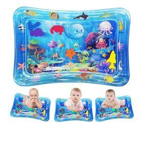 """Wasserspielmatte, Activity Center, Stimulieren Sie das Wachstum Ihres Babys, Babyspielzeug, 3 bis 24 Monate, 26""""x20"""""""