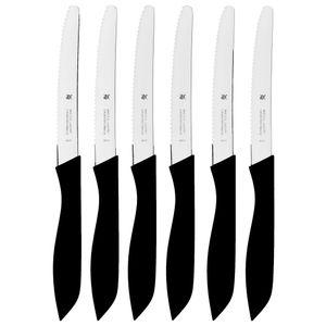 WMF Vespermesser-Set 6-teilig schwarz