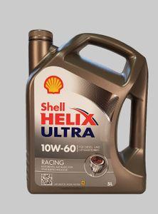 Shell Helix Ultra Racing 10W-60 5 Liter
