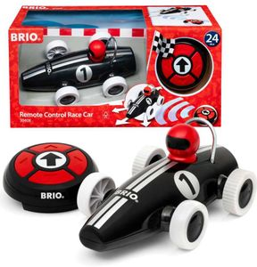 Brio RC Rennwagen Black Edition Ferngesteurtes Auto Rennwagen