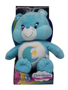 Care Bears Bedtime Bär Plüschfigur Soft blau 27cm