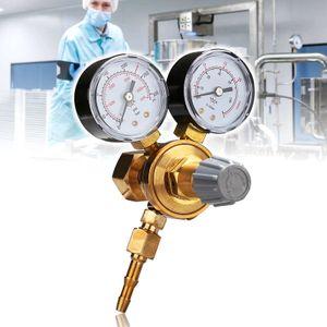 Wolketon MINI Druckminderer Druckregler MIG MAG WIG TIG Argon CO2 Schweissgeraet Schutzgas