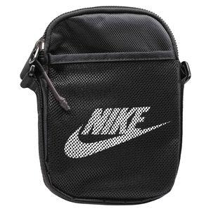 Nike Heritage Crossbody-Tasche Damen Schwarz (BA5871 010) Größe: Einheitsgröße