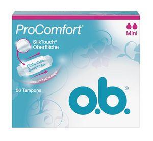 o.b. Tampon Pro Comfort mini 56er
