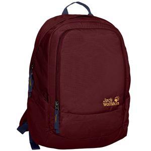 Jack Wolfskin Perfect Day Rucksack Größe: OneSize Farbe: 2027 dark lacquer red
