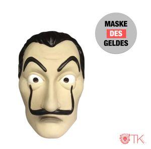 Maske Haus des Geldes Kostüm Verkleidung casa del Papel Bella Ciao Haus für Herren, Damen Erwachsene mit Maske bekannt aus Haus des Geldes - Fasching, Karneval