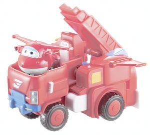 Super Wings JETT Transforming Vehicle
