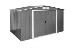Duramax Metallgerätehaus Eco 10x8 anthrazit 7261