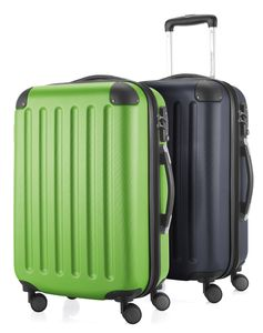 HAUPTSTADTKOFFER - Spree - 2 x Handgepäck Koffer Set Reisekoffer Kabinengepäck Hartschale,