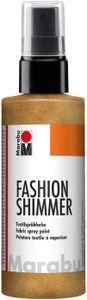 "Marabu Textilsprühfarbe ""Fashion Shimmer"" 100 ml gold"