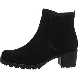 Gabor Comfort Stiefelette  Größe 6.5, Farbe: schwarz (Flausc