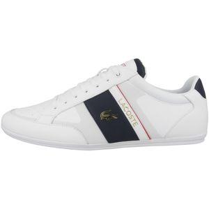 Lacoste Sneaker low weiss 45