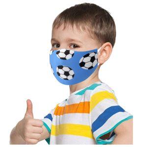 Schwammmaske 3-D Verdickung Herbst und Winter Atmungsaktive und waschbare Kindermaske