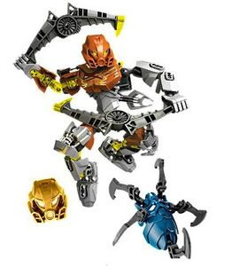 Lego 70785 Bionicle - Pohatu - Meister des Steins