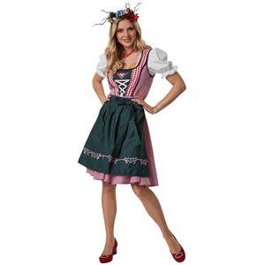 dressforfun Frauenkostüm Mini-Dirndl Berchtesgaden - L