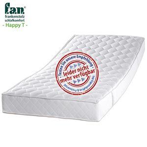 Happy T 7-Zonen-Tonnentaschenfederkern-Matratze 90x200 H2