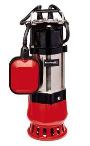 Einhell Schmutzwasserpumpe GC-DP 5010 G, Leistung 500 W, Fördermenge max.12000 l/h , Förderhöhe max. 8 m