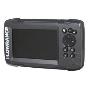 Lowrance Hook2 5x Echolot mit GPS HDI SplitShot-Geber
