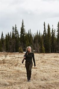 Northern Hunting Svanhild Pullover grün 36